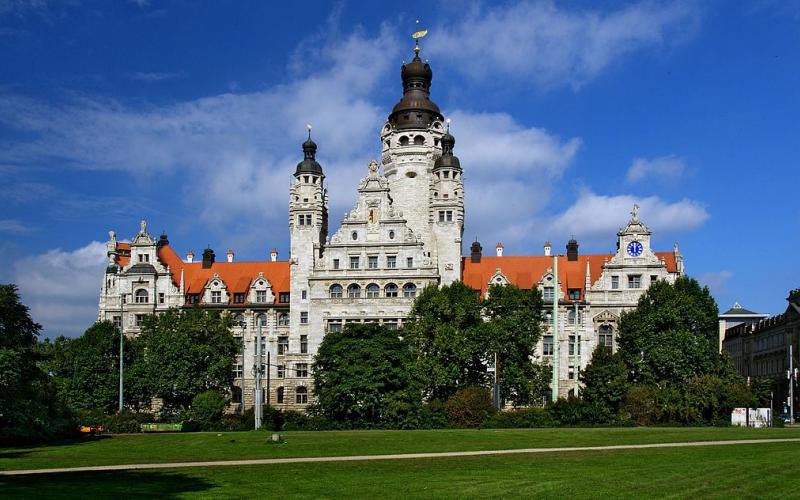 莱比锡新市政厅 | Neues Rathaus Leipzig