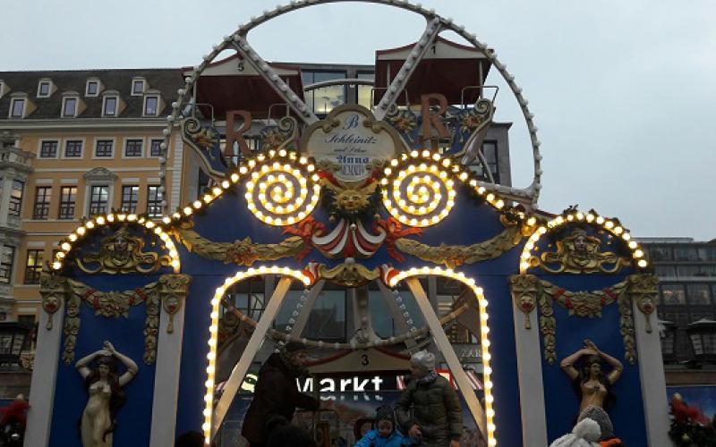莱比锡圣诞市场 | Foto照片: ©LEIPZIGcalling
