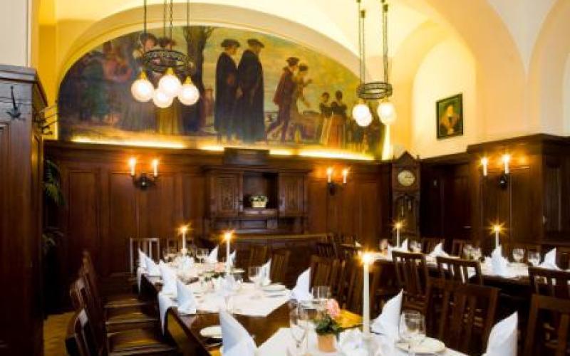 Auerbachs Keller Leipzig Mädlerpassage Salon Anton Mädler Hochzeitszimmer