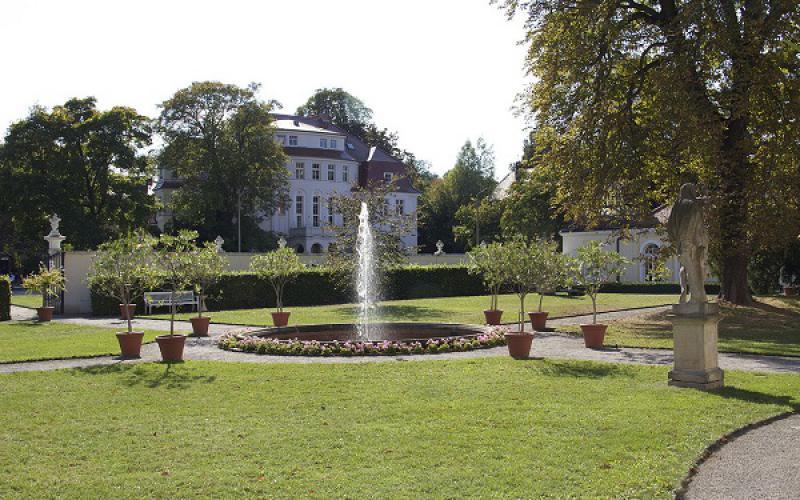 巴洛克式宫殿 Gohliser Schlösschen