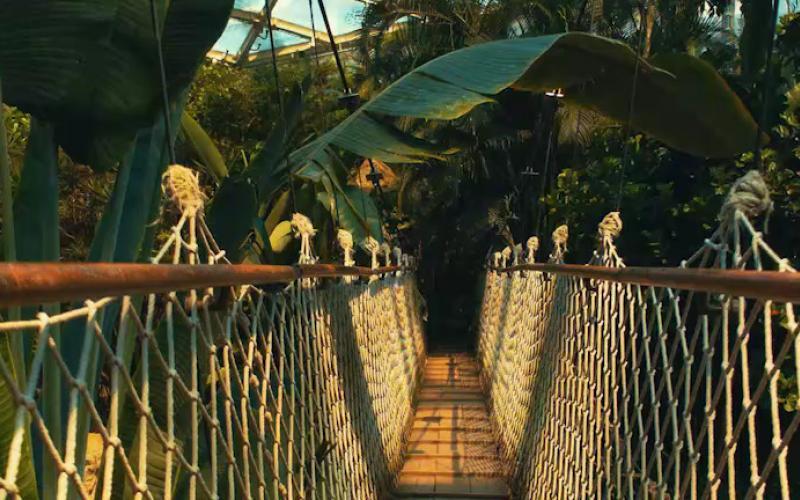 """热带雨林馆:""""冈瓦纳大陆"""" Gondwanaland 莱比锡动物园"""