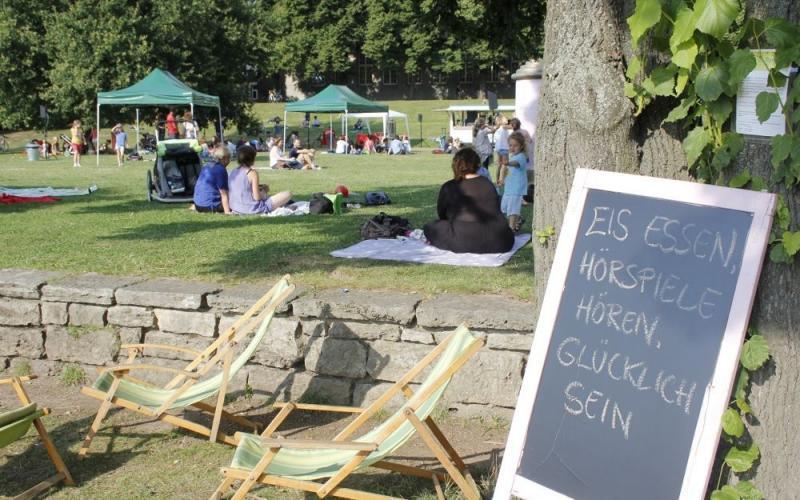 莱比锡夏季广播剧 | 摄影师: Hörspielsommer e.V.