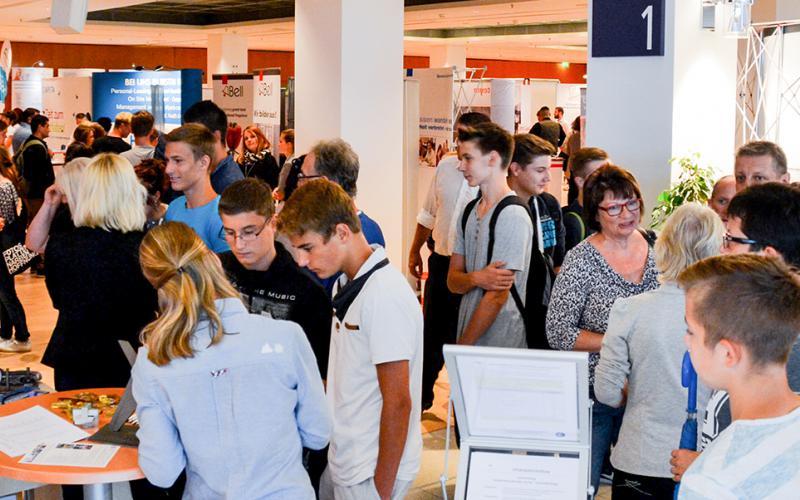 Jobmesse Leipzig | 莱比锡招聘,培训展