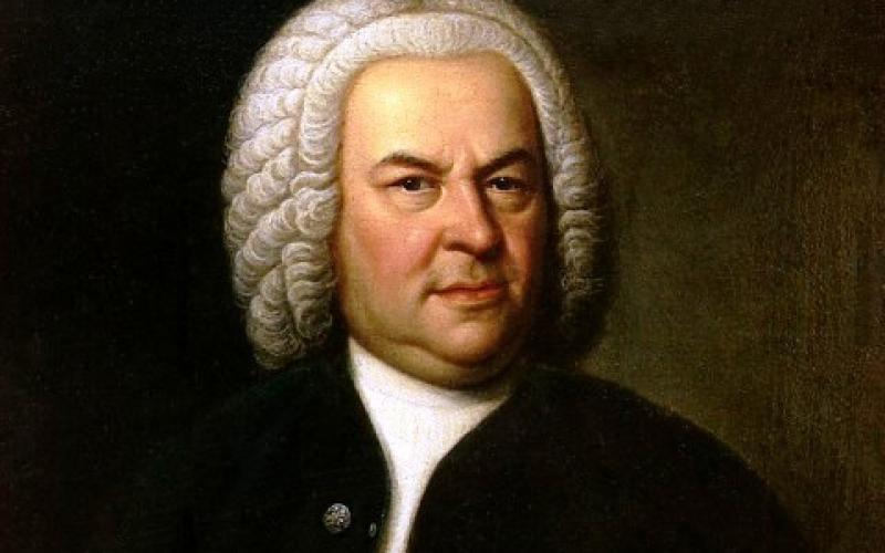 Johann Sebastian Bach | Portät: Elias Gottlob Haußmann (1748)