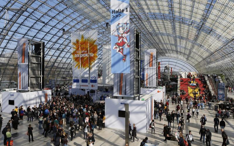Foto: Stefan Hoyer/PUNCTUM, Leipziger Buchmesse/Manga Comic Con, Leipzig, 17. bis 20. März 2016