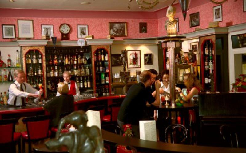 Mephisto Bar Leipzig Mädlerpassage