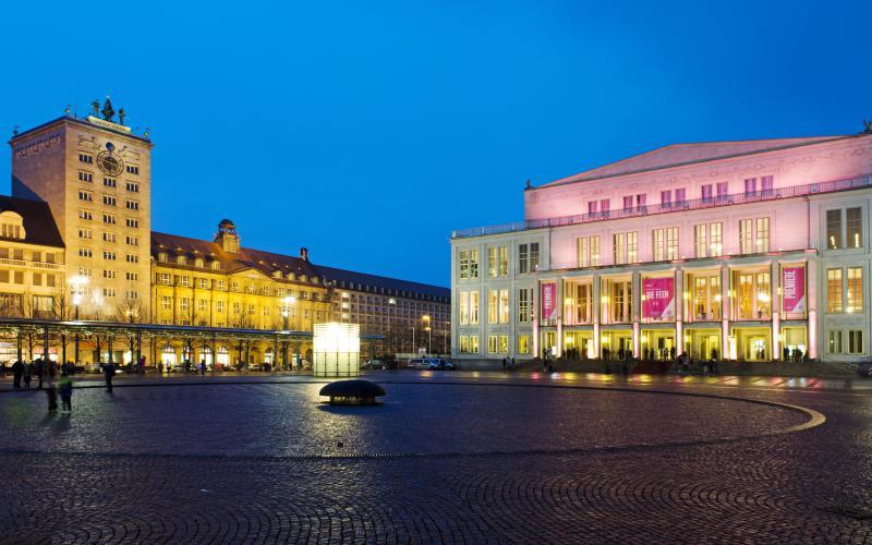 莱比锡歌剧院 | © Kirsten Nijhof