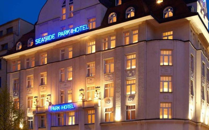 Seaside Park Hotel**** Leipzig