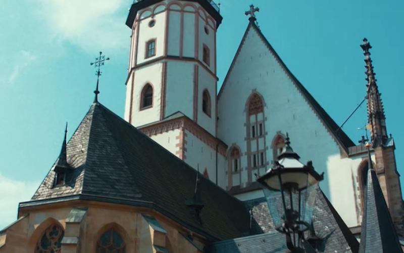 托马斯教堂 Thomaskirche Leipzig 莱比锡