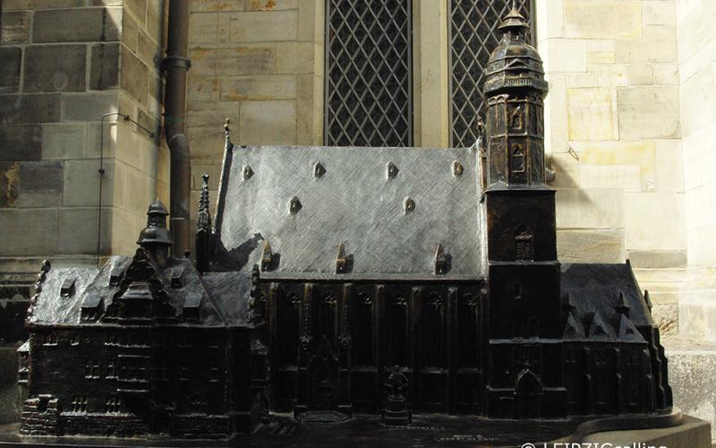 托马斯教堂模型, 莱比锡