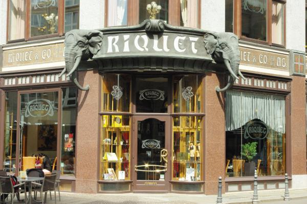 Leipzig | Kaffeehaus RIQUET