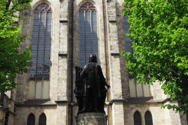 Leipzig | Thomaskirche | Johann Sebastian Bach