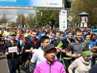 莱比锡马拉松比赛   照片来源: Veranstalter