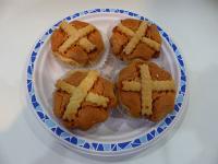 莱比锡云雀饼干 | Leipziger Lerche
