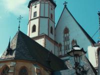 Thomaskirche Leipzig Johann Sebastian Bach Grab